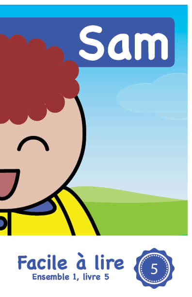 Page couverture Sam