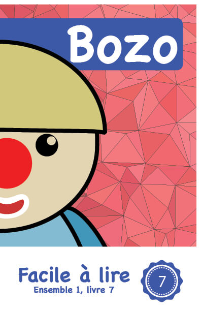 Page couverture Bozo