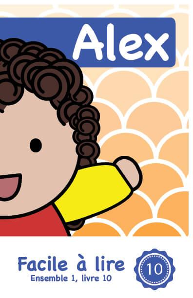 Page couverture Alex