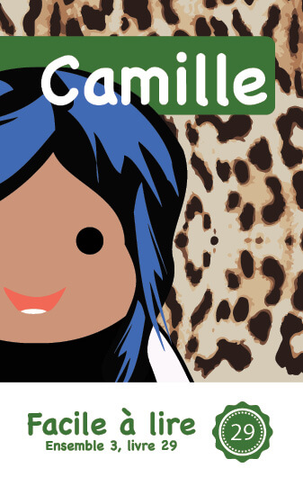 Page couverture Camille