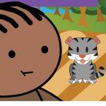 Page couverture Max et le tigre