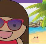 Page couverture Dana et le crabe