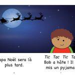 Extrait Bob et Papa Noël