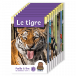 Série Animaux 1 : 10 livres - Facile à lire - Apprendre à lire