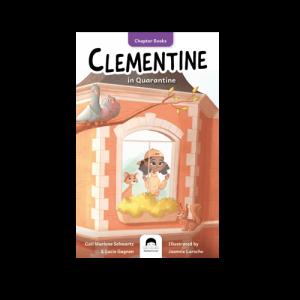 Page couverture de Clementine in Quarantine
