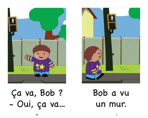 Extrait Bob