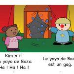 Extrait Bozo