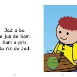 Extrait Jad