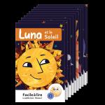 Série Luna la petite lune : 10 livres