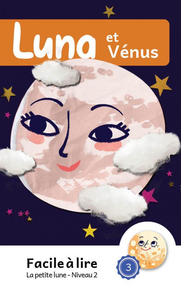 Page couverture de Luna et Vénus