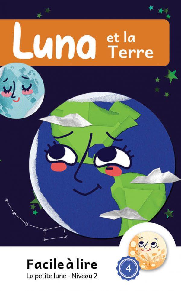 Page couverture de Luna et la Terre