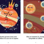 Extrait de Luna et Jupiter