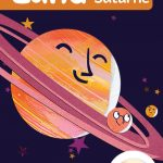 Page couverture de Luna et Saturne