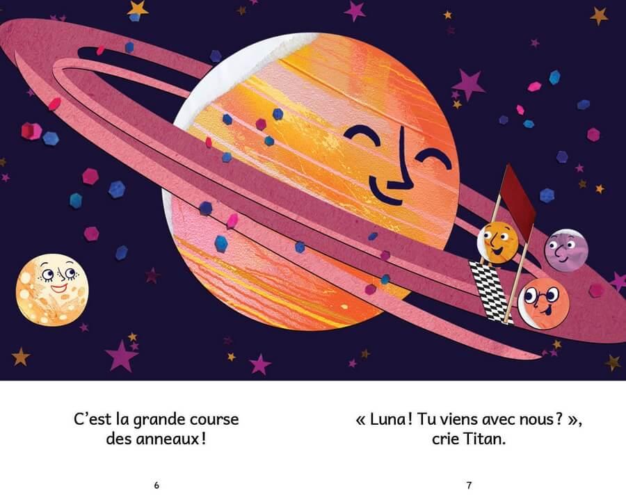 Extrait de Luna et Saturne