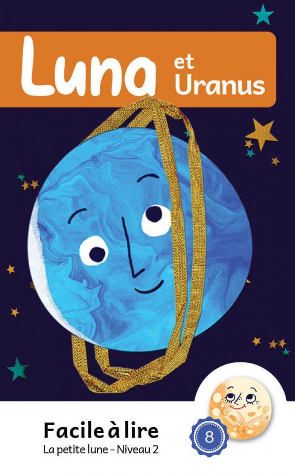 Page couverture de Luna et Uranus