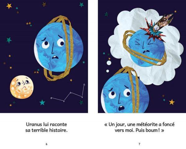 Extrait de Luna et Uranus