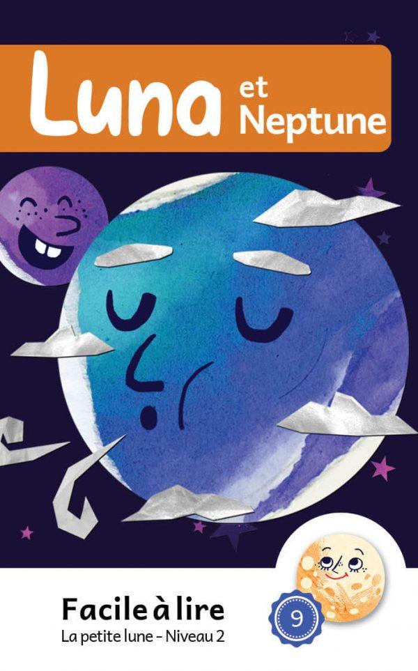 Page couverture de Luna et Neptune