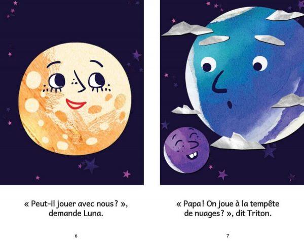 Extrait de Luna et Neptune