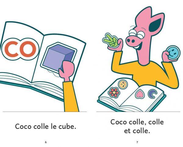 Coco et le C - extrait