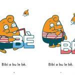 Bibi et le B - extrait
