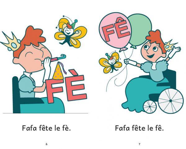 Fafa et le F - extrait