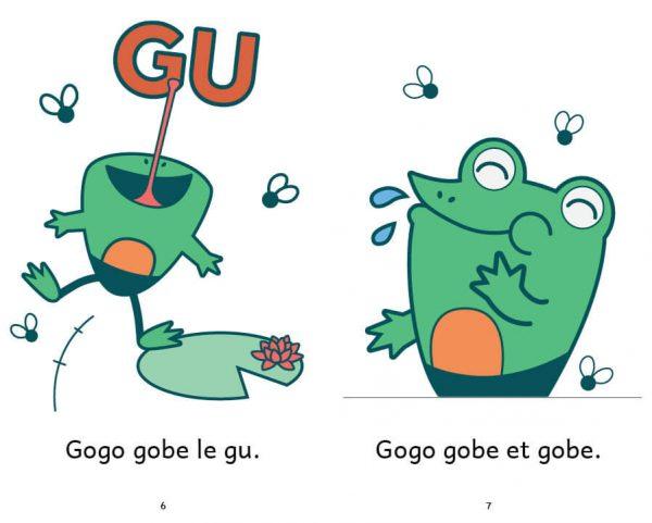 Gogo et le G - extrait